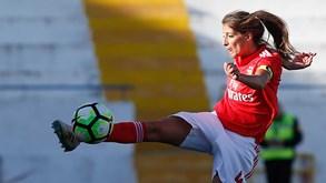 Sílvia Rebelo: «O Benfica destaca-se pelo todo»