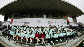 Federação Portuguesa de Futebol promove encontro multigeracional