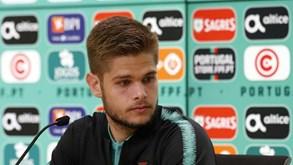 Diogo Queirós espera voltar ao FC Porto