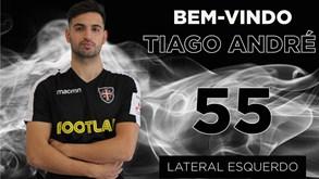 Casa Pia contrata lateral esquerdo Tiago André