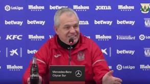 Javier Aguirre lembra Real Madrid de Mourinho: «Normal... logo no arranque da temporada levei 6-0»