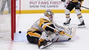 Detroit Red Wings-Pitts. Penguins: formação visitante parte como favorita