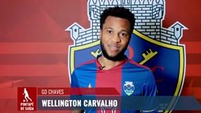 Wellington: «O Chaves era um namoro antigo que eu tinha desde o verão»