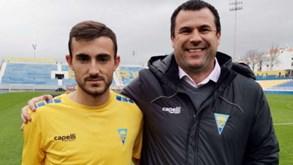 Ricardo Rodrigues reforça Estoril