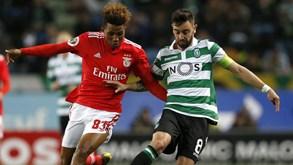 Bruno Fernandes deixa mensagem a Gedson: «Vai com tudo miúdo»