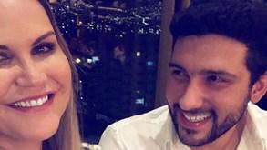 Katia Aveiro conta pormenores picantes do início de namoro numa cavalariça