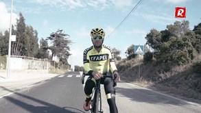 A história de Sérgio Paulinho: ciclismo esteve sempre no sangue de um dos melhores de sempre