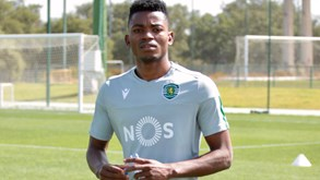 Gelson Dala regressa ao Sporting