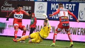 Royal Antwerp-Kortrijk: primeira mão das 'meias' da Taça em disputa