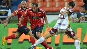Deportes Tolima-Indep. Medellin: arranca o campeonato colombiano