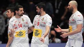 Espanha-Eslovénia: prova de fogo nas meias-finais do Europeu de andebol