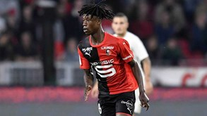 Nice-Rennes: baixas de parte a parte podem mudar o rumo do jogo