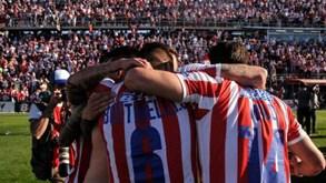 Unión Santa Fé-Argentinos Juniors: ambos venceram apenas um dos últimos cinco jogos