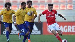 Estoril-Benfica B: fecho da jornada na Segunda Liga