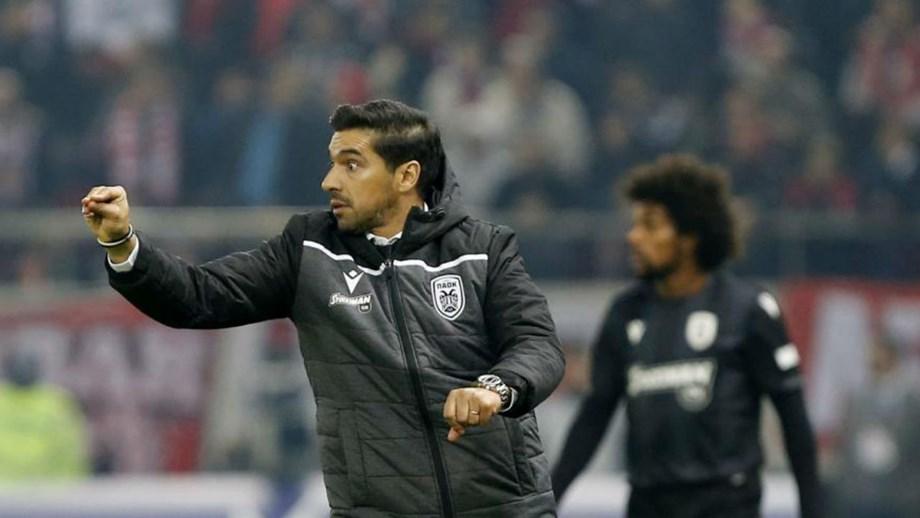 Perda do vestiário e demissão: interesse do Palmeiras em Abel vira alívio no PAOK; entenda