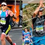 Insólito: apanhou dorsal de corredor lesionado no chão e acabou a Maratona de Sevilha