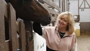 Maria de Lurdes Cardiga: «O João transformou burros em cavalos»