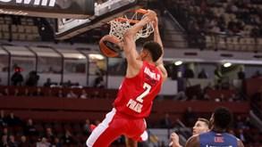 Zalgiris Kaunas-Olympiacos: lituanos procuram vingar último resultado