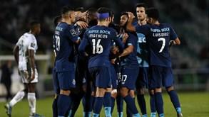 Ac. Viseu-FC Porto: estreantes contra veteranos, quem sai por cima?