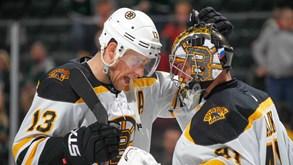 Boston Bruins-Vancouver Canucks: duelo de prata sobre uma pista de gelo