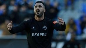 «O dia que em nós jogadores nunca desejamos que chegue, chegou»: o adeus de Hugo Almeida aos relvados