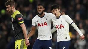 Tottenham prepara brutal aumento salarial para Tanganga