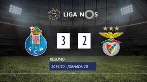 O Resumo Do Fc Porto Benfica Os Golos E Os Lances Polemicos De Um Classico Eletrizante Videos Jornal Record