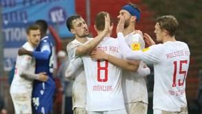 Holstein Kiel-St. Pauli: histórico aponta para um encontro equilibrado