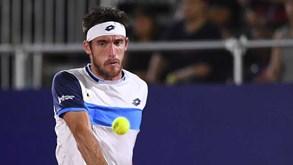 Leonardo Mayer-Albert Ramos: em jogo uma vaga nos oitavos-de-final do ATP de Buenos Aires