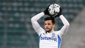 Atromitos-Aris Salónica: encontro decisivo para garantir uma vaga na meia-final da Taça