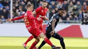 Royal Antuérpia-Genk: Buta e Ivo Rodrigues procuram voltar aos triunfos