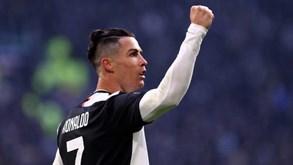 Milan-Juventus: Rafael Leão e Cristiano Ronaldo procuram vantagem na eliminatória