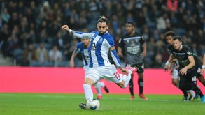 A crónica do FC Porto-Ac. Viseu (3-0): com toda a tranquilidade