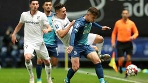 V. Guimarães-FC Porto: dragão com visita perigosa