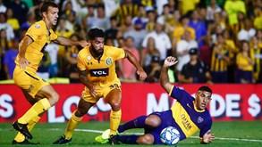Central Córdoba-Boca Juniors: duelo histórico