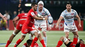 Racing 92-Stade Toulouse: duelo do Top-14