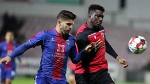 Penafiel-Chaves, 0-0: não houve golos no fecho da jornada