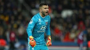Metz-Lyon: Anthony Lopes em busca da vitória
