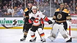 Calgary Flames-Boston Bruins: visitantes com tarefa complicada