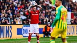 Huddersfield-Bristol City: anfitriões procuram escapar à zona de despromoção