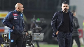 Nápoles-Barcelona: teste duro para Gennaro Gattuso