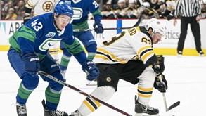 Boston Bruins-Calgary Flames: anfitriões favoritos para este duelo