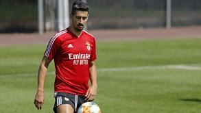 André Almeida ainda não está recuperado