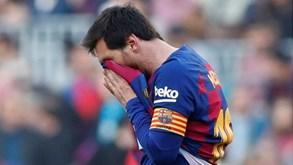 Barcelona vê 'drama' aumentar: as baixas em semana de clássico com o Real Madrid
