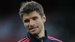 Müller 'atira-se' a Ancelotti: «Bayern Munique parecia o Faroeste»