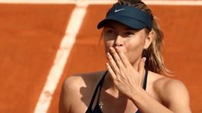 «Sou nova nisto. Por favor perdoem-me»: o adeus de Maria Sharapova