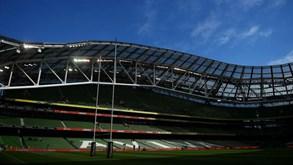 Coronavírus: Adiado jogo República da Irlanda-Itália do Torneio das Seis Nações