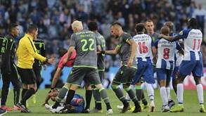 CD arquiva processo aos árbitros do FC Porto-Sporting da época passada