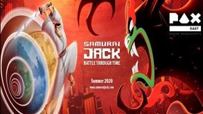 Adult Swim Games anuncia Samurai Jack: Battle Through Time