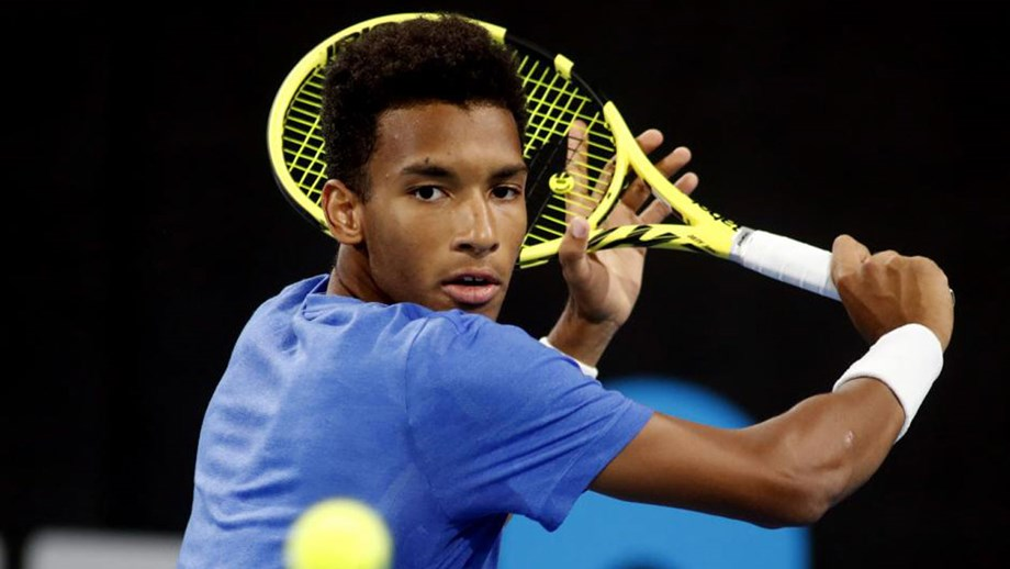 Canadiano Felix Auger-Aliassime confirmado no Estoril Open
